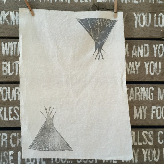 TeePee - Organic Tea Towel