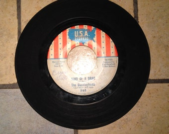 You Make Me Feel So Good/Kind of a Drag by The Buckinghams Record by USA Records