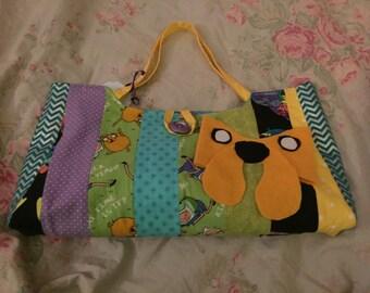 Adventure Time Jake Handbag