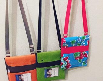 Magazine pouch/iPad case