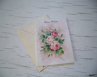 Vintage Hallmark Birthday Card