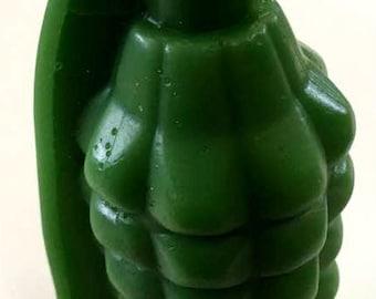 Hand Grenade Soap - Novelty Soap for Men -Party Favor - Party Favors - Soap for Boys - Men - You Choose Scent