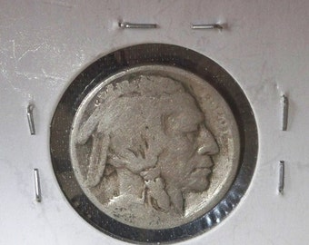 SALE Old Buffalo Nickel Coin No Date