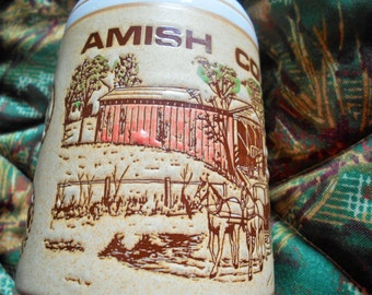 Amish Country Coffee Mug Cup
