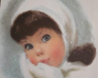 Vintage Northern Girl Prints