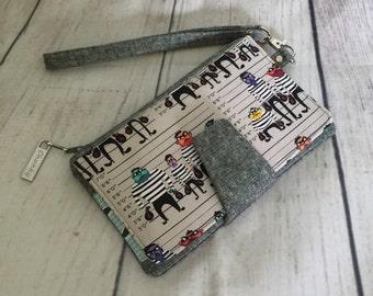 Clutch wallet, ladies wallet, swoon Pearl wallet
