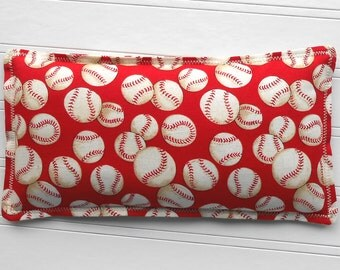 Microwavable Heating Pad and Ice Packs, Keepin' Cozy Willy Pad; Warm Compress and Cold Compress, 4 Sizes - Fastball