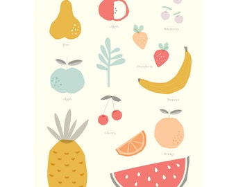 ON SALE A1 Poster - Fruit