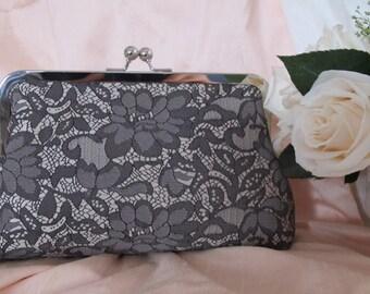 Bridesmaid purse, Wedding purse,Wedding clutch,Bridal purse,Bridal clutch,Evening purse,Prom purse