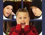Home Alone Movie Poster Inspired Christmas Card