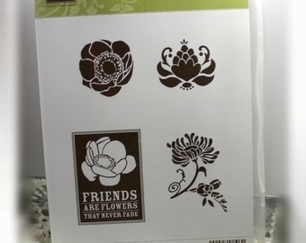 Stampin' Up Friends Never Fade Stamp Set