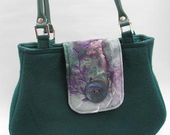 Evergreen Handbag