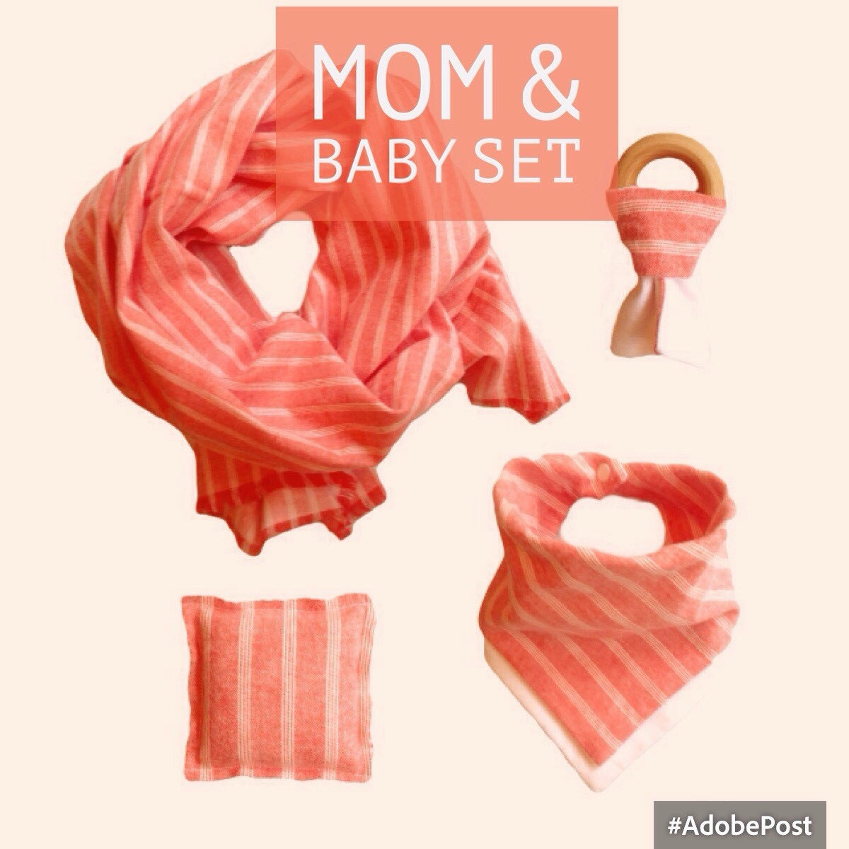 Baby Gifts For New Moms : Mom and baby set new mother gift shower not by kiyay