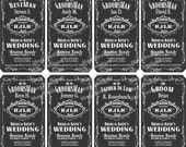 Private Listing for idoryanutterback2 Groomsmen Gifts - Wedding Groomsman Gifts - Liquor Labels - Bourbon - Whiskey - Best Man Gift