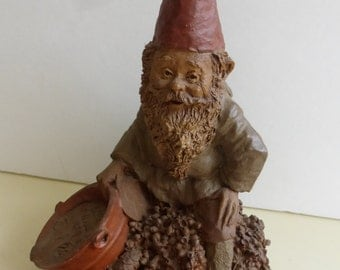 Vintage Cairn Studio Tom Clark Gnome Sorghum of Glade Valley