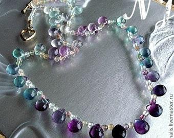 Artisan Fluorite Necklace