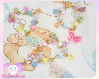 Fairy Kei Unicorn Bracelets
