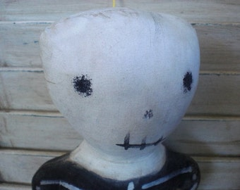 Primitive Skeleton Doll
