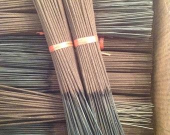 100 10 1/2  inch Bundle of Sticks Unscented Incense Sticks