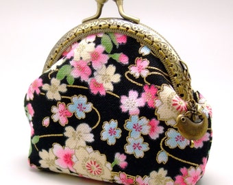 Sakura- Small clutch / Coin purse (S-291) R1