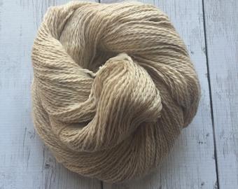 Fingering/Sock FAWN (Beige)  Alpaca/Merino/Nylon 400 yds 3.5 oz (Sandman)