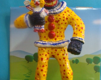 King Klown(MC13,No.2)  Figurine *Made TO Order*