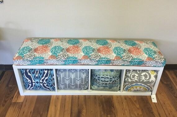 Sale ikea kallax custom cushion for nursery by hearthandhomestore - Etagere derriere canape ...