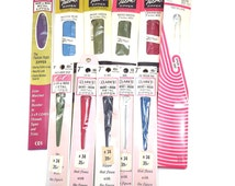 11 Talon and Clarks Vintage 1970s Zipper Collection Dressmaker Supplies