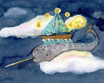 Narwhal Dream