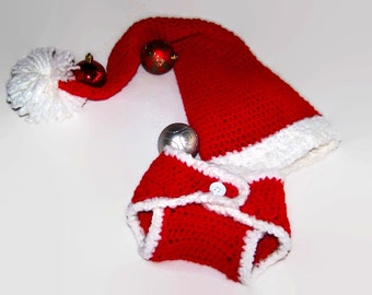 Newborn Christmas Newborn Christmas Hat Baby Christmas Hat