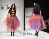 Tulle skirt....Rainbow Tulle Skirt