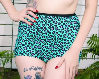 Bedrock Betty High Waist Swimsuit Bottom