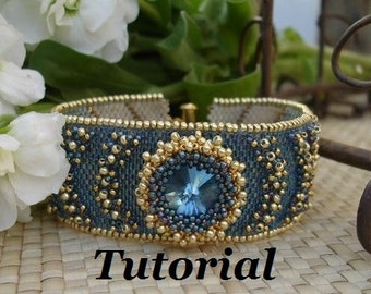 Tutorial for Tide Pool Cuff