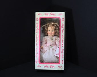 1982 Vintage Shirley Temple Doll // Shirley Temple Little Colonel