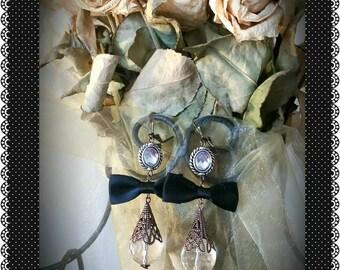 Black Tie Affair Earrings