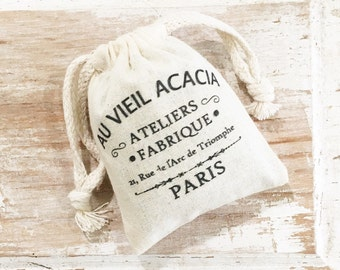 Lavender Sachet - French Lavender - Gifts For Mom - Sachets - French Country - French Farmhouse - Aromatherapy - Paris - Herb - Garden