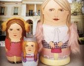 Scream Queens Matryoshka Dolls