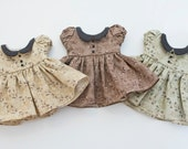 Mori lolita dresses for YoSD Littlefee Volks Luts Super Dollfie abjd BID Iplehouse bjd