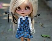 Blythe Overall Cotton Dresse