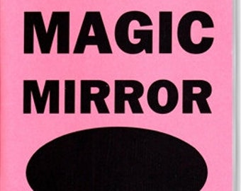 Scrying:Visions from the magic mirror