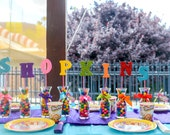 Shopkins, Photo Props, Shopkins Party Decorations, Shopkins Centerpiece, Candyland Centerpiece, Foam Letters, Glitter Letters, Candyland