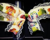 Large Muppets Bow