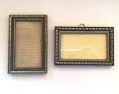 Vintage Carved Wood Frames Art Deco Picture Frames