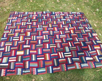 Antique Wool Quilt