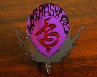 Air Gear Kogarasumaru Pin Badge