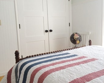 Custom Made Nautical Quilt