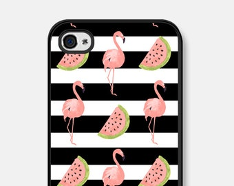 iPhone 6 Plus Case Watermelon iPhone 5c Case Flamingo iPhone 6s Case Watermelon iPhone 5s Case Watermelon Phone Case iPhone 6s Plus Case