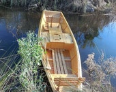 """Made in the South Outdoor Division 2015  """" Ogeechee River Boat""""  """"Jenkins model"""""""