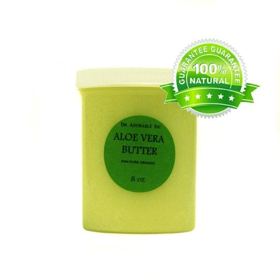 8 oz aloe vera butter raw 100 pure organic cold pressed. Black Bedroom Furniture Sets. Home Design Ideas