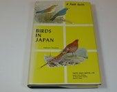 Birds In Japan Yoshimaro Yamashina 1974 Book